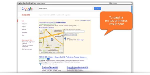 costo de una pagina web en Ecatepec
